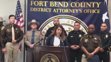 Condado de Fort Bend anuncia campaña de cero tolerancia contra conductores intoxicados este 4 de Julio