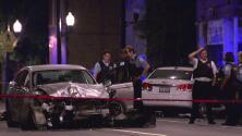 Accidente vehicular en el sur de Chicago deja siete personas heridas, entre ellas dos niños
