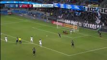 Maximiliano Urruti quema las redes con poderoso derechazo, San Jose 0-1 FC Dallas
