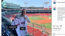 Gilberto Santa Rosa lanzará en el partido entre Boston y Toronto