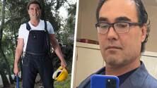 """""""Ya tronó el negocio"""": Eduardo Yáñez cierra su tienda de overoles"""
