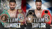 José Ramírez vs. Josh Taylor: La pelea del año discreta