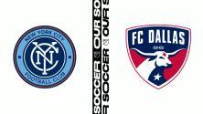 El Resumen: Goles latinoamericanos en el empate 3-3 entre FC Dallas y New York City FC