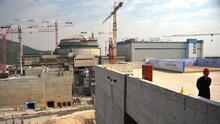 Informan sobre una posible fuga o fallo técnico en una central nuclear china