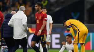 "Raphael Varane será baja ""varias semanas"" con el Manchester United"