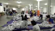 Qué ocurre cuando autoridades fronterizas encuentran niños no acompañados en la frontera en Texas
