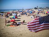 ¿Fin de semana de playa? La temperatura estará 30 grados por debajo de lo esperado para esta temporada