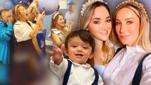 Geraldine Bazán expone el 'secreto' detrás de la tierna sonrisa del hijo de Sherlyn en cada foto