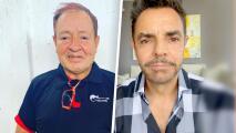 Eugenio Derbez responde a los que dicen que no ha ayudado a Sammy Pérez desde que está delicado de salud