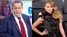 Raúl considera que si Paulina Rubio atraviesa una crisis financiera no debería enviar dinero a sus ex