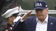 """""""No estoy seguro de haber oído de un huracán categoría 5"""" dice Trump aunque en su gobierno tres han impactado a EEUU"""