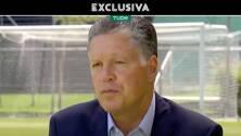 Mohamed lleva ventaja para llegar a Chivas, acepta Peláez