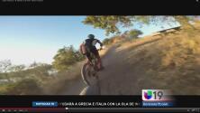 Hispana campeona en ciclismo de montaña