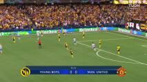 Resumen del partido BSC Young Boys vs Manchester United