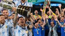 Italia y Argentina jugarán la nueva Intercontinental de selecciones