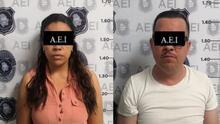 Un policía, con su novia como cómplice, es acusado de asesinar a la madre de su hijo para no darle pensión alimenticia