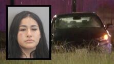 Arrestan a mujer acusada de provocar accidente en la Chimney Rock tras conducir ebria