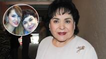 """""""Por un hijo la vida"""": Al hablar de Ninel Conde, Carmen Salinas recuerda un episodio dramático de su juventud"""