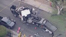 Denuncian que la explosión de fuegos artificiales en Los Ángeles provocó indirectamente la muerte de dos personas