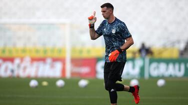 Policía brasileña investiga a cuatro jugadores argentinos
