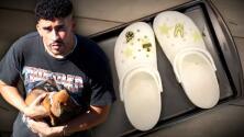 'Sold out': Bad Bunny lanza una colaboración con 'Crocs' y se agota en 16 minutos