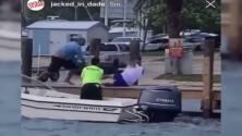 Riña en Key Largo deja a un hombre hospitalizado