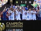 De la mano de 'Cabecita' Rodríguez, Cruz Azul vence a León y es Campeón de Campeones