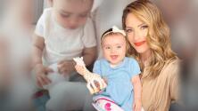Michelle Galván ya le está pidiendo a su esposo un 'hermanito' para 'Baby Megan'