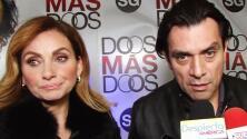 Mira la reacción de Elizabeth Álvarez al escuchar a Jorge Salinas hablar de lujos y vida marital