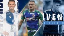 Liga MX apuesta por refuerzos sudamericanos para el Clausura 2019
