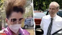 Yadhira Carrillo vuelve a llevarle comida a Juan Collado en la cárcel y el Turky cree que es por conveniencia