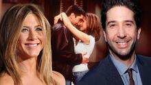 David Schwimmer desmiente rumores de que él y Jennifer Aniston tienen romance