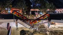 Entregarán informe final sobre el colapso de la línea 12 del metro de la Ciudad de México