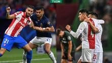 Ajax de Edson goleó en Lisboa; Tecatito y Porto sobreviven en Madrid