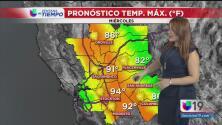 """El humo provocado por el incendio """"County"""" afecta la calidad del aire en Sacramento"""