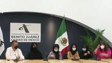 México recibe a cinco refugiadas del equipo femenino de robótica de Afganistán