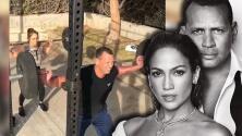 El dúo dinámico: Jennifer López y Alex Rodríguez despiden el año con una intensa rutina de ejercicio