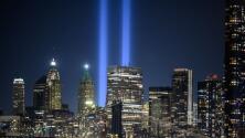 """""""Ha marcado miles de vidas"""": todo está listo para que el cielo de Nueva York se ilumine en conmemoración al 9/11"""