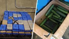 Decomisan en Arizona $5.9 millones de droga en cajas de fruta