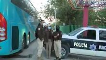 México cierra paso por el río Grande y realiza operativo en campamento de haitianos en Ciudad Acuña
