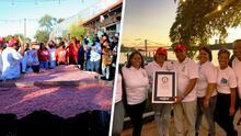 Chefs dominicanos rompen el Récord Guinness con el mangú más grande del mundo