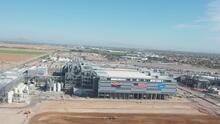 Inicia la construcción de la fábrica de semiconductores de Intel en Arizona