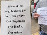 """""""Queremos este vecindario sólo para blancos. Fuera hispanos"""": Varias familias reciben cartas amenazantes"""