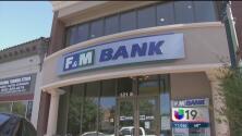 Asalto al banco F&M de Turlock