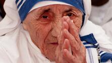 La Madre Teresa ponía su salud en manos de Dios hasta que recibió un mensaje divino