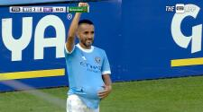 ¡Noche azul y de goleada! 'Taty' Castellanos pone medio gol y Maxi Morález sella el tercero