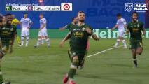 Dario Zuparic aprovecha un rebote, marca el 2-1 y Portland acaricia el titulo de MLS is Back
