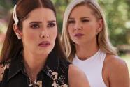 Julia le aseguró a Leticia que la ayudará a descubrir quién es la amante de Octavio