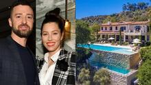 Justin Timberlake pide 35 millones de dólares por su lujosa villa (la compró en 8.3)