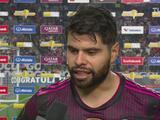 """Araujo reconoce frustración pero señala: """"Lo importante es ir al Mundial"""""""